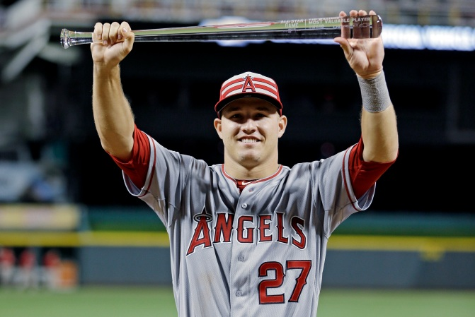 No Blog is Complete Without an Article about the Best Player in the Game (…Mike Trout)